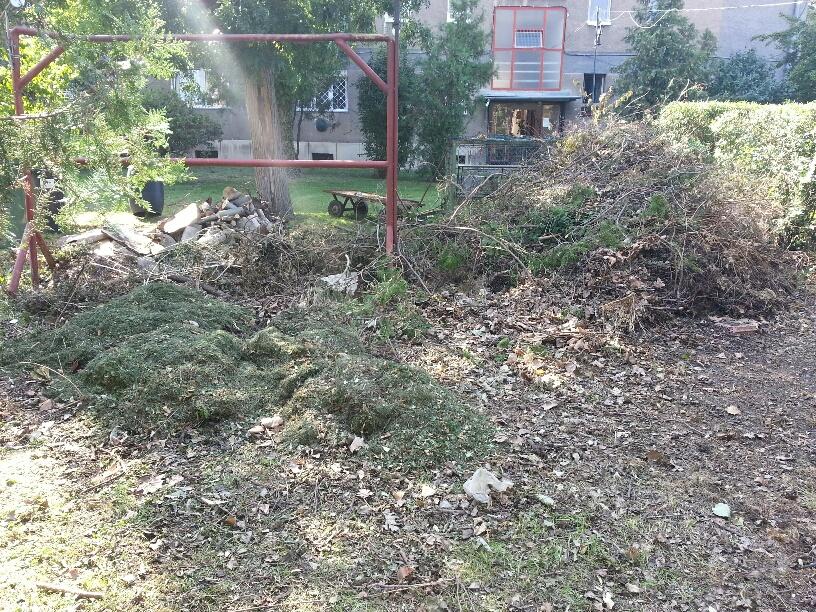 zöldhulladék elszállítás Dunaharaszti